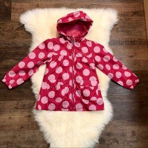 Polka Dot Rain Coat 5